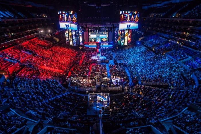 报告称2019年全球电竞市场总收入将达到11亿美元