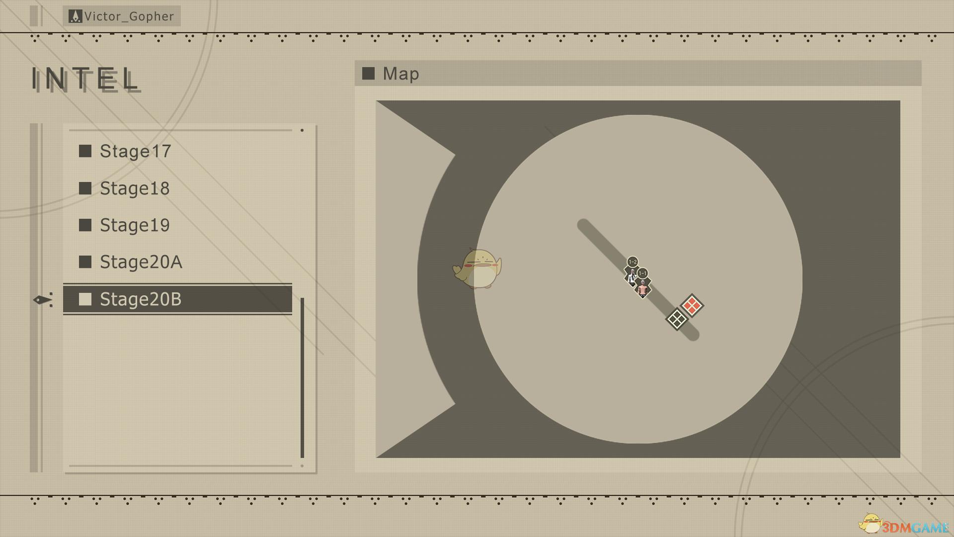 《尼尔:机械纪元》DLC赌徒斗兽场关卡20打法攻略