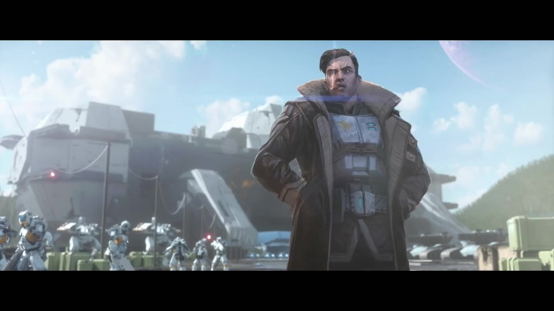 Paradox公布科幻新作《奇迹时代:星陨》发行日期