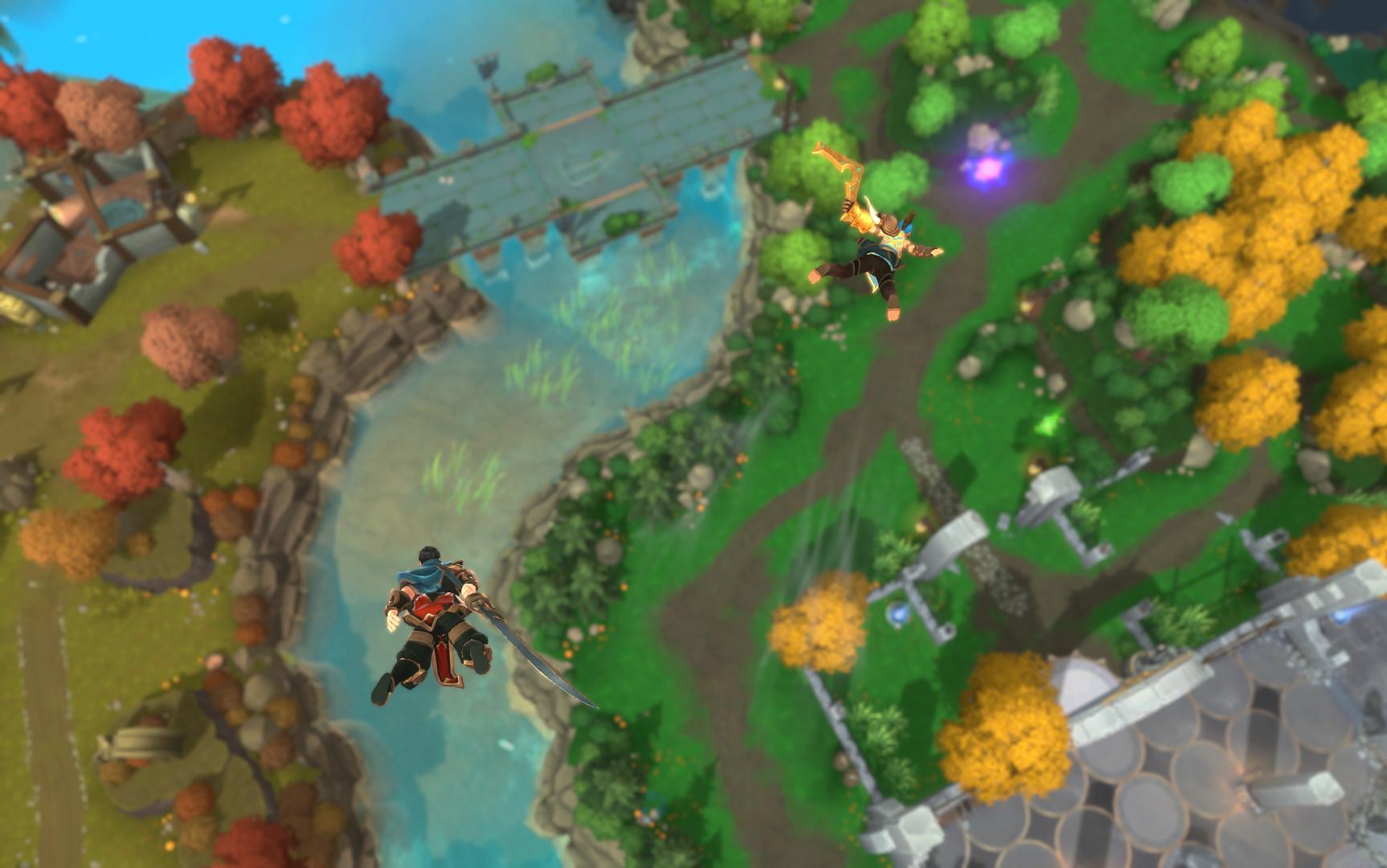 《战争仪式:大逃杀》离开Steam抢先体验 改为免费