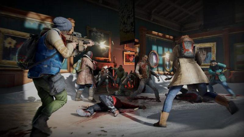 《僵尸世界大战》 开发商:登陆Epic对玩家和公司是双赢