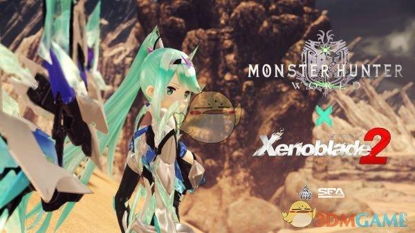 《怪物猎人:世界》天之杯光焰觉醒人物MOD