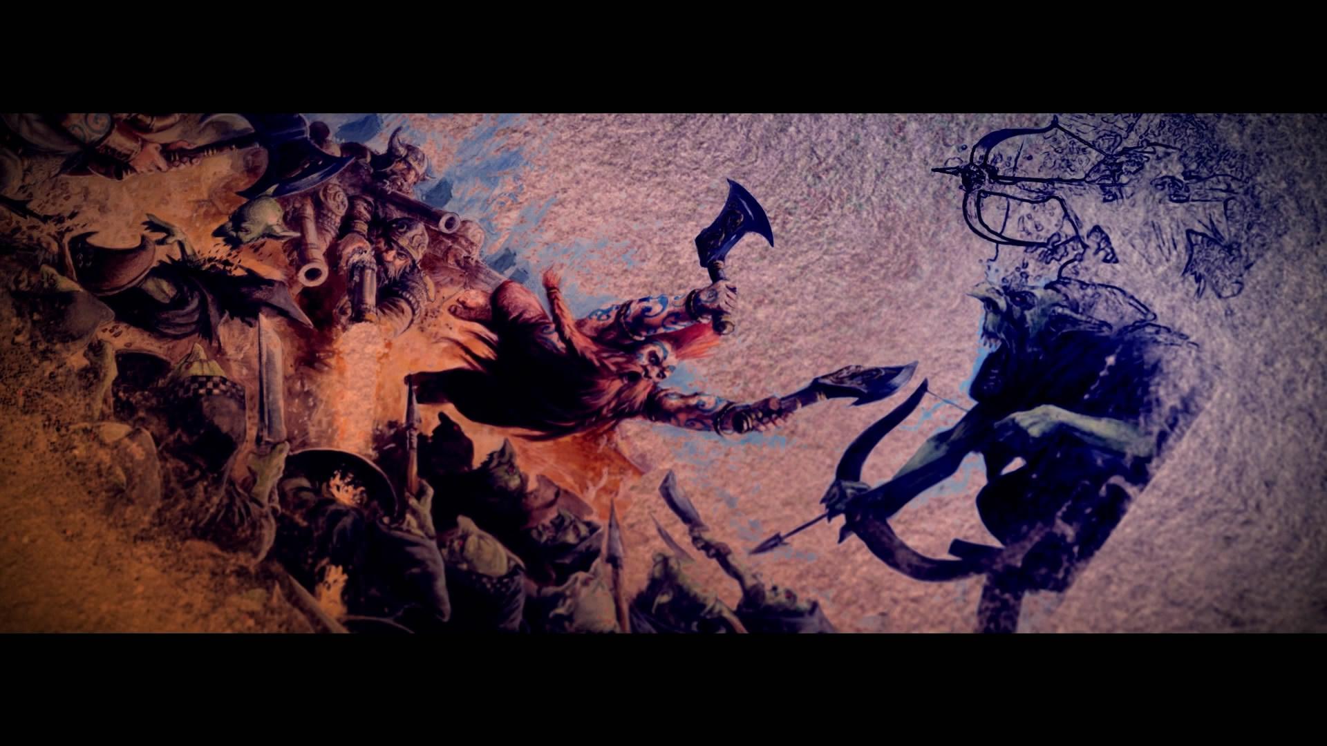 ARPG《战锤:混沌祸根》新预告 矮人屠夫爽快厮杀