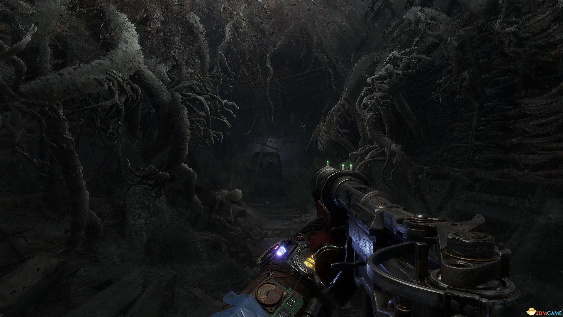 末世废土之旅 《地铁:逃离》PC中文黄金版免安装版下载