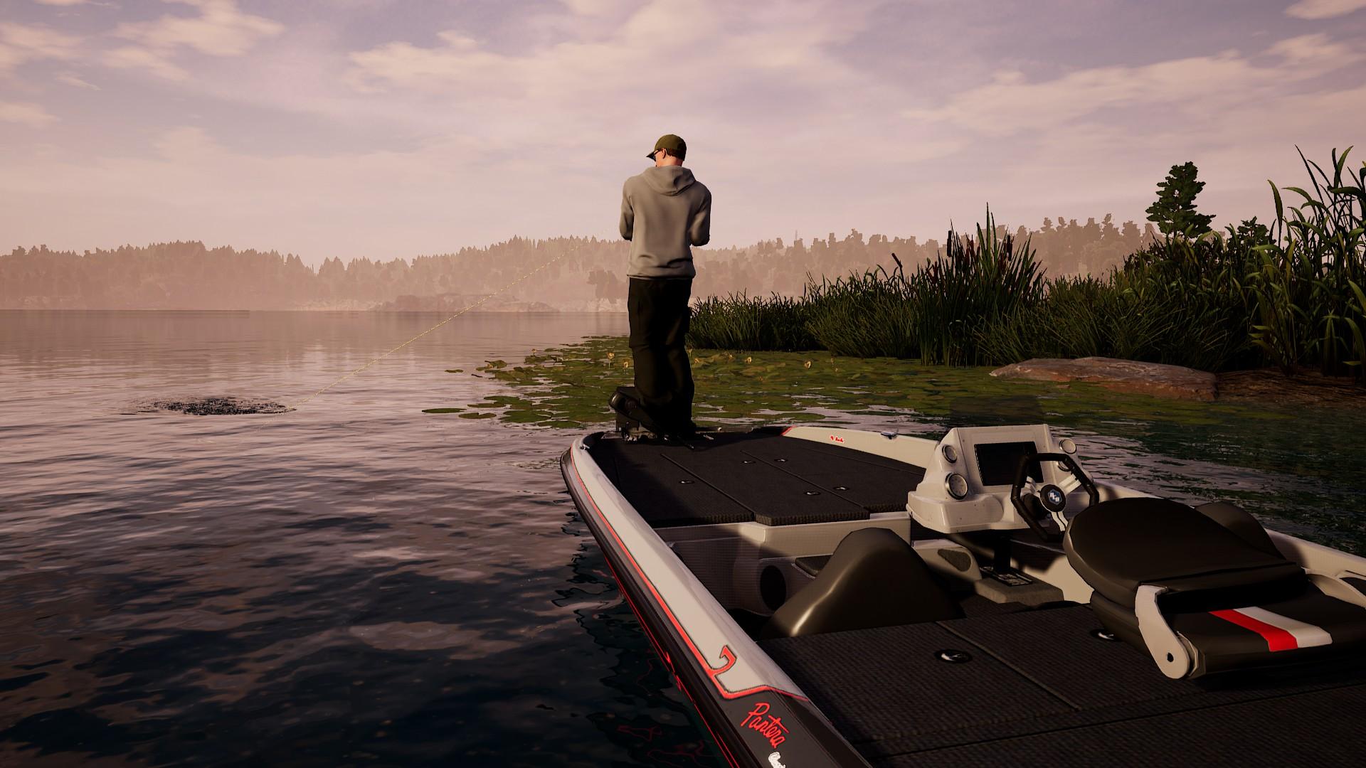 《钓鱼模拟世界》Steam版更新 加入简体中文