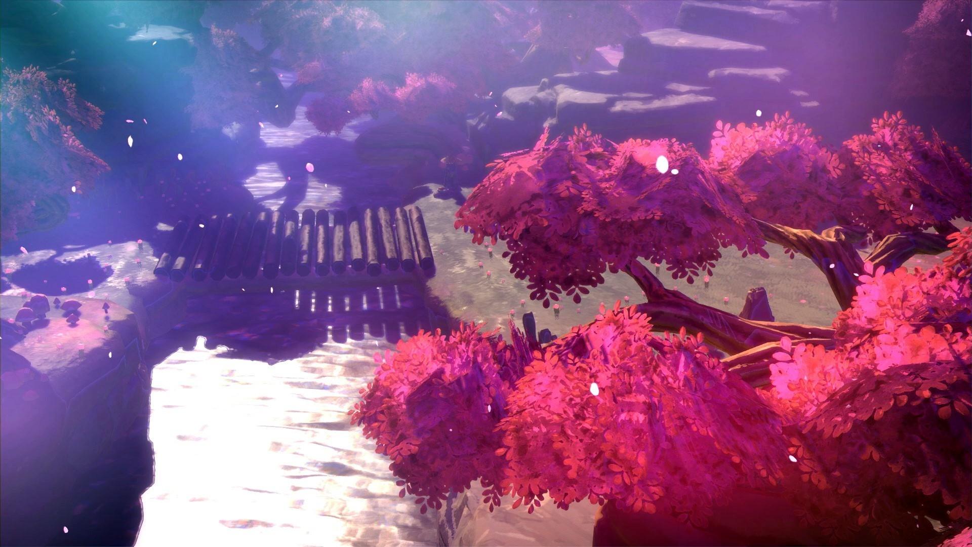 ARPG新作《鬼哭邦》新截图放出 唯美画风宛若仙境