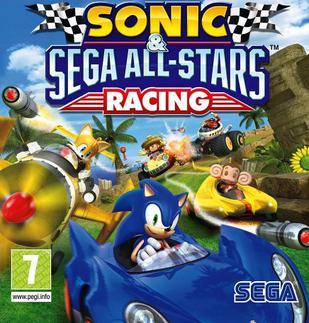 游戏历史上的今天:《索尼克世嘉全明星赛车》正式发售