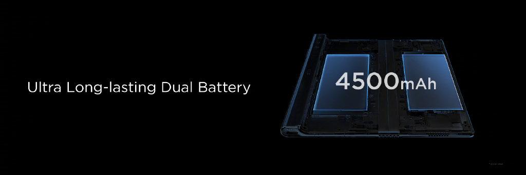 华为颁布匹首款5G折叠屏顺手机:HUAWEI Mate X