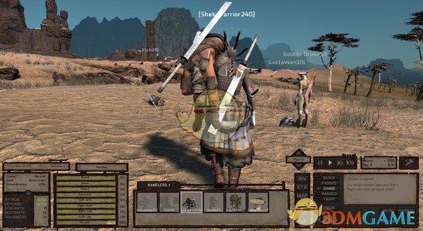 《剑士》全技能一览 Kenshi全技能训练方法