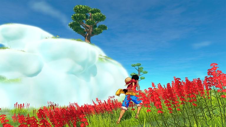 云雾缭绕空岛登场 《海贼王:世界寻求者》 新舞台罗参战