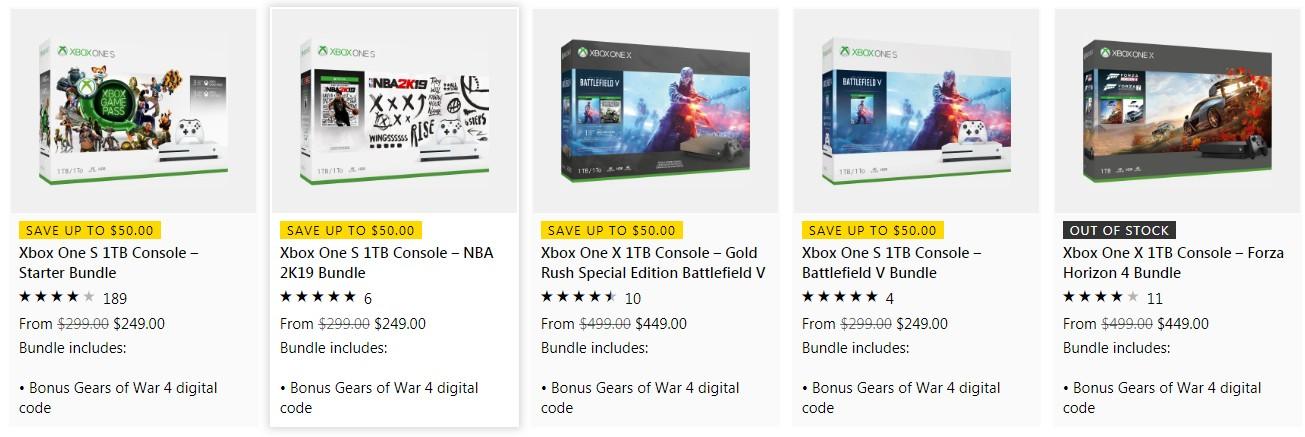 Xbox最新优惠:买主机送《辐射76》 最高劲省670元