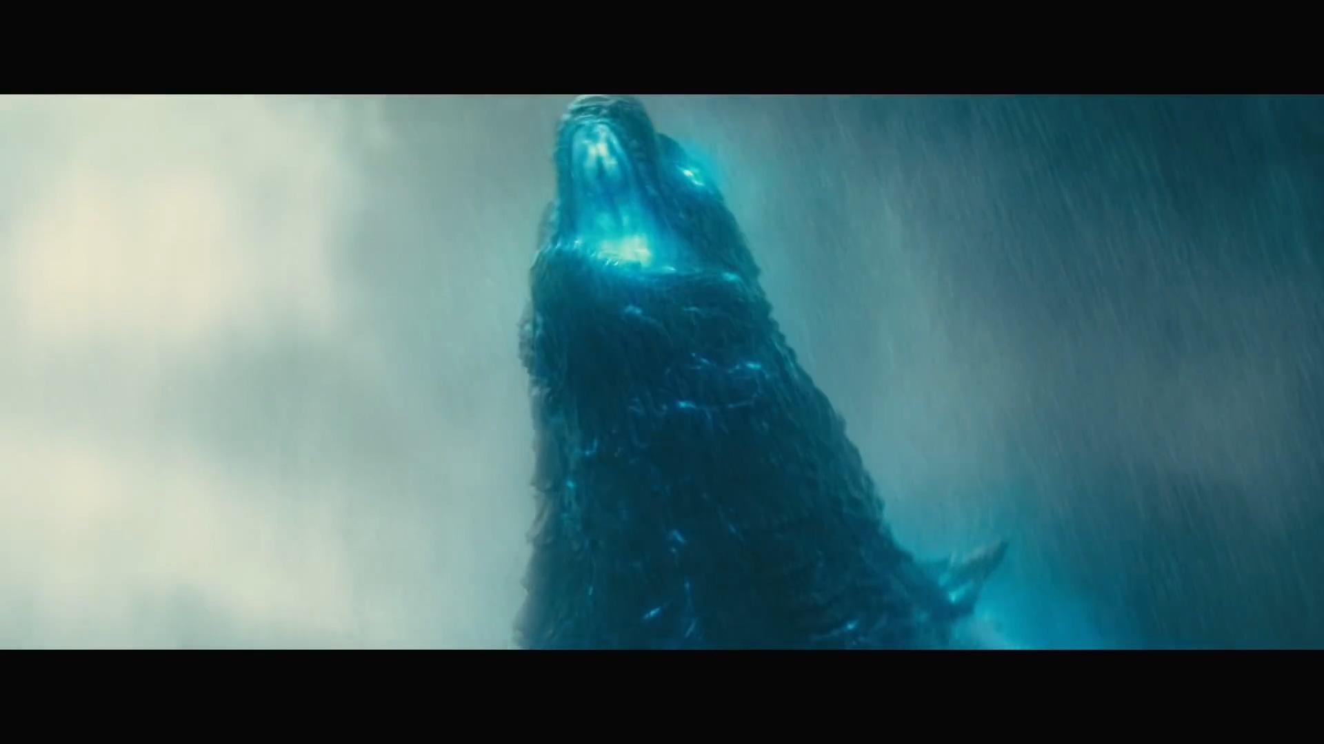 """奇博魔方_《哥斯拉2》""""王者将至""""预告 怪兽多到数不过来_3DM单机"""