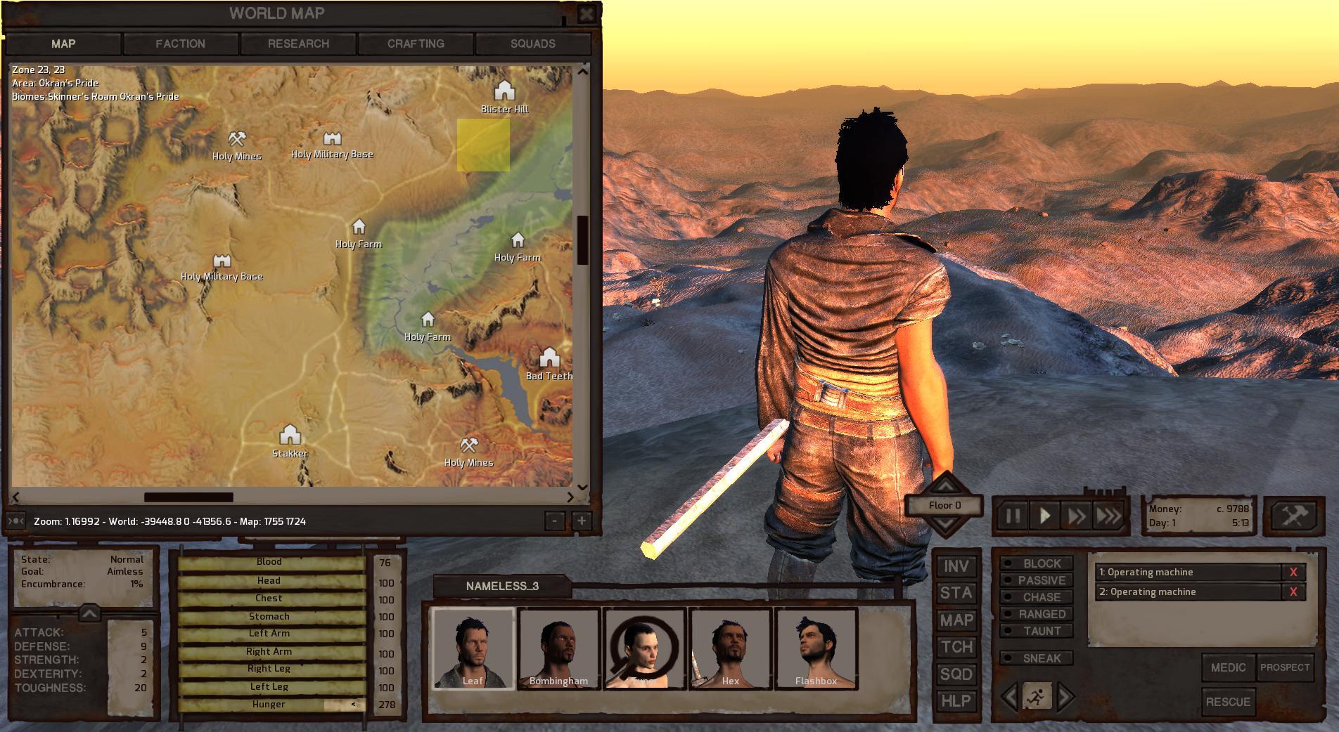 开放世界RPG游戏《剑士》突破所有传统 值得一试!