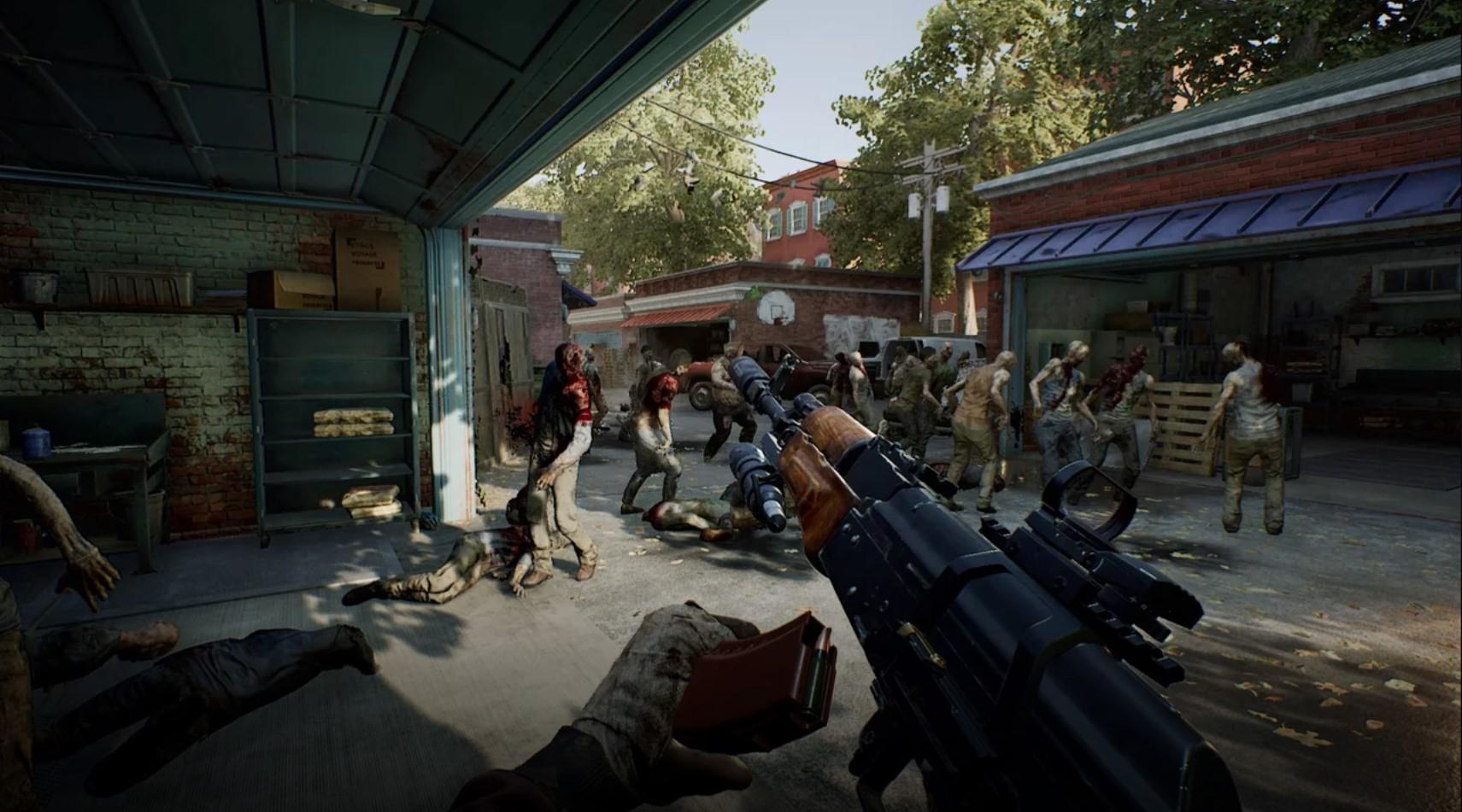 《超杀:行尸走肉》PC版将停止更新 主机版终究还是被取消了