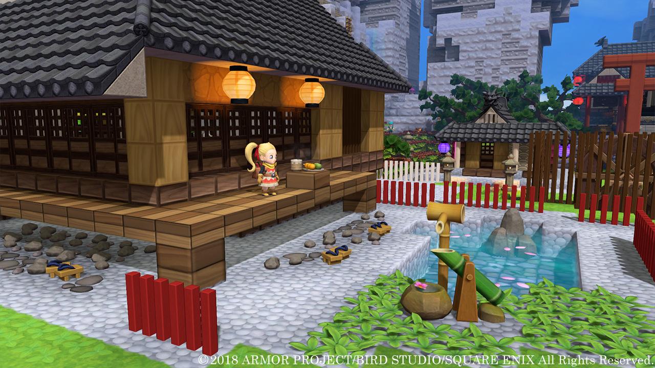 追加大量道具新岛屿《勇者斗恶龙:建造者2》首弹DLC上线