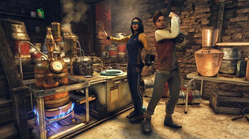 《辐射76》玩家可以自行酿酒了 酣畅淋漓喝个痛快