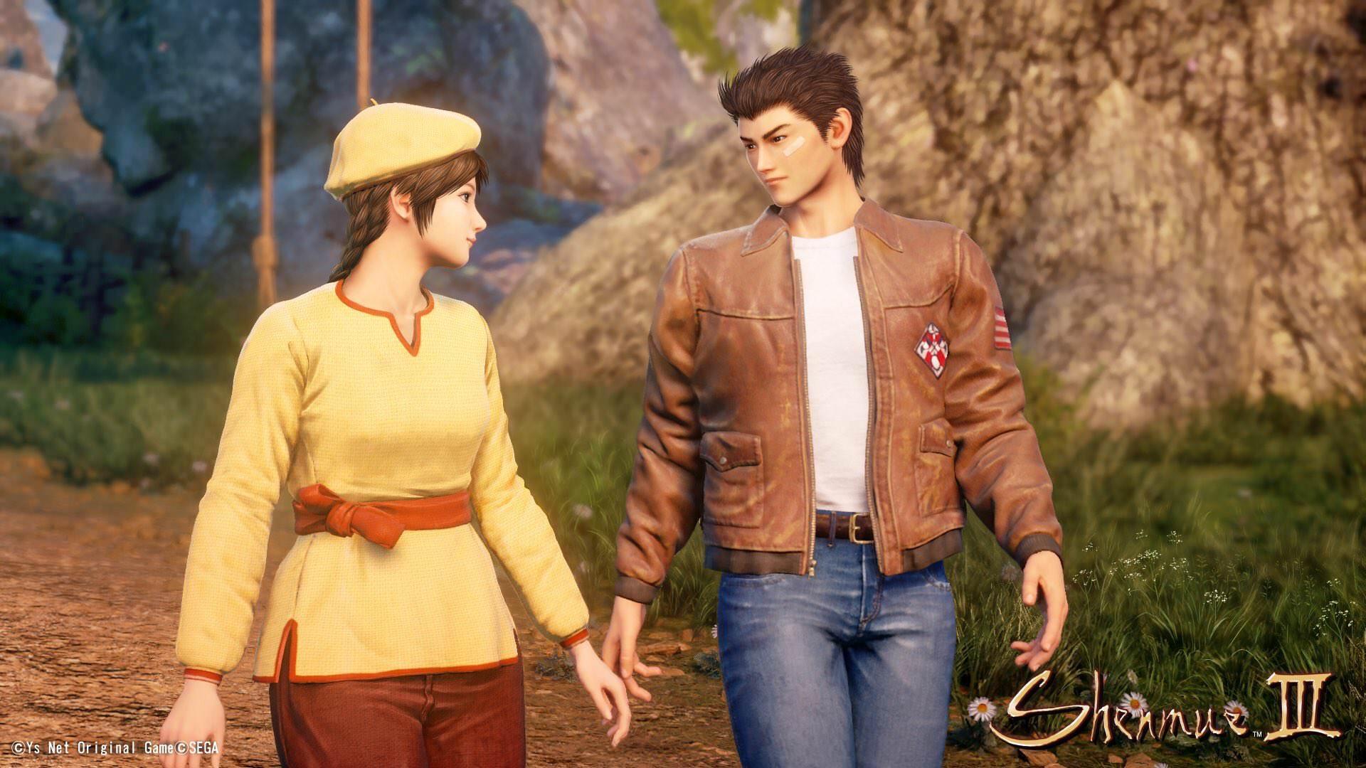 全力进行世界搭建 铃木裕讨论《莎木3》的角色刻画