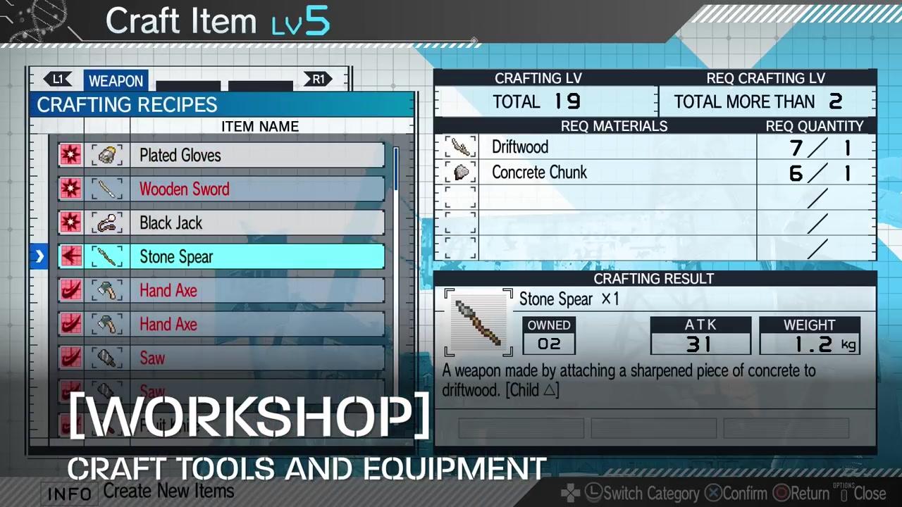 《残机0:最后的开始》新预告片展示游戏系统