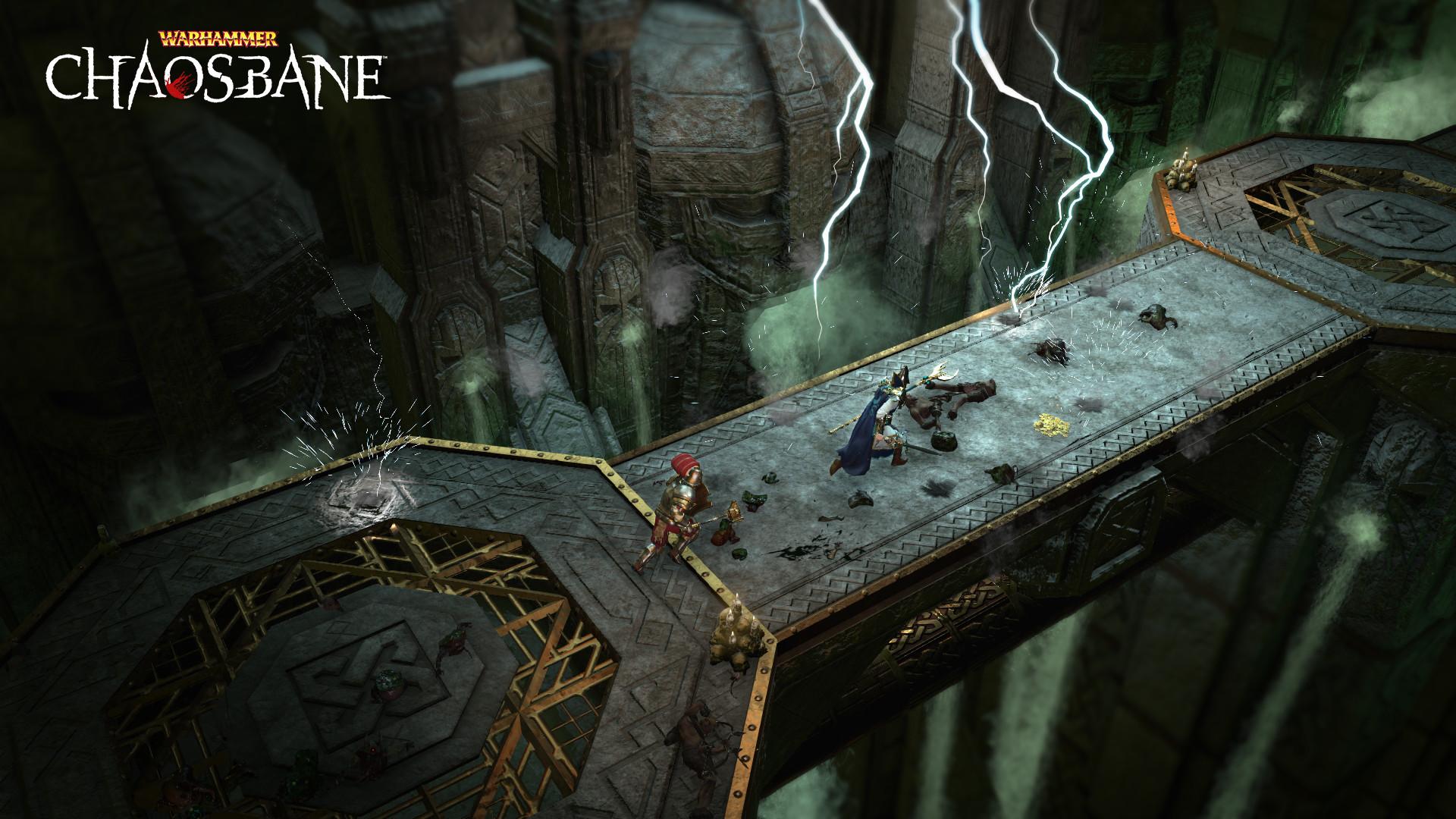 《战锤:混沌祸根》已开启Steam预购 包含封测资格