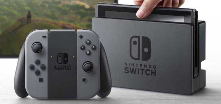 游戏历史上的今天:Nintendo Switch正式发售