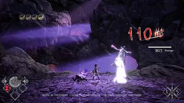 泰国工作室开发《阿泰诺之刃2》全新实机视频展示