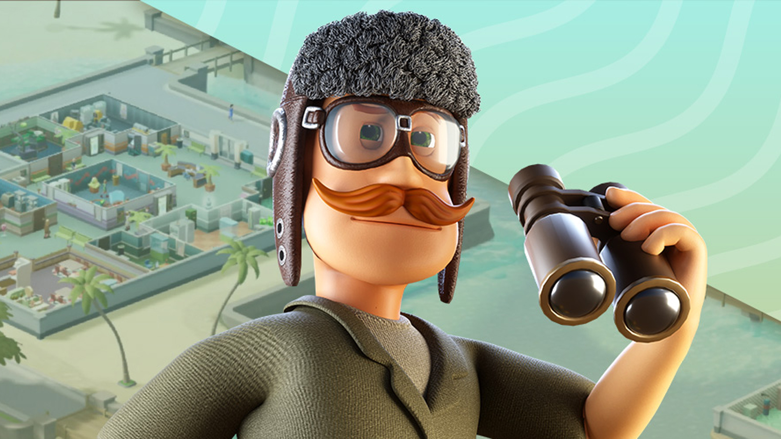 《双点医院》全新DLC公布 热带丛林医院你见过么