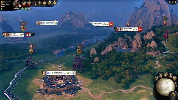 《全面战争:三国》董卓势力派系介绍与玩法教学