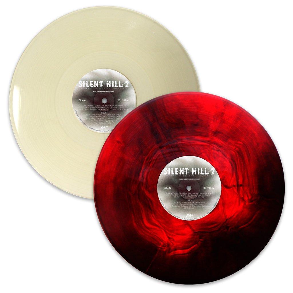 经典配乐 《寂静岭2》原声带将推出黑胶唱片