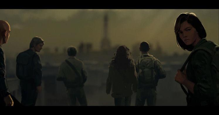 后启示录策略游戏《Neverdark》公布 领导人民重建地球