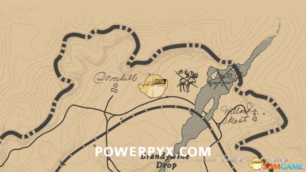 《荒野大镖客2》全普通植物采集地点及外观一览(附地图)