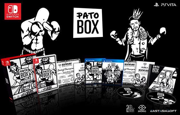 拳击冒险游戏《Pato Box》将于年内发售并支持中文
