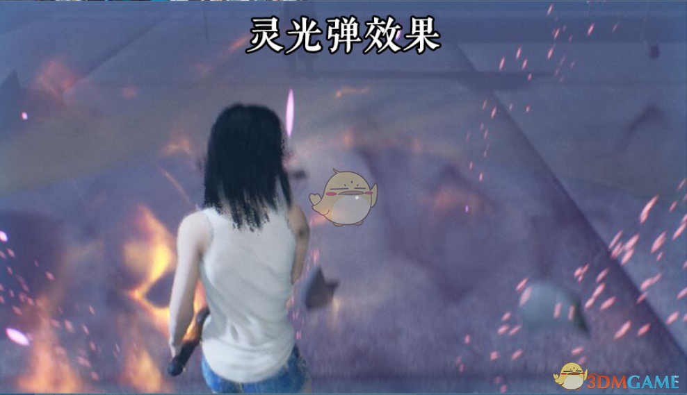 《探灵视频》灵光弹属性一览手办v视频效果笔记图片