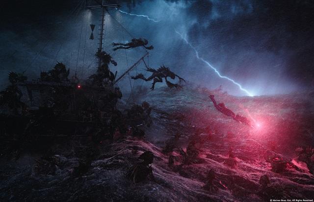 《海沟族》将于《海王2》之前上映 海王海后不会回归