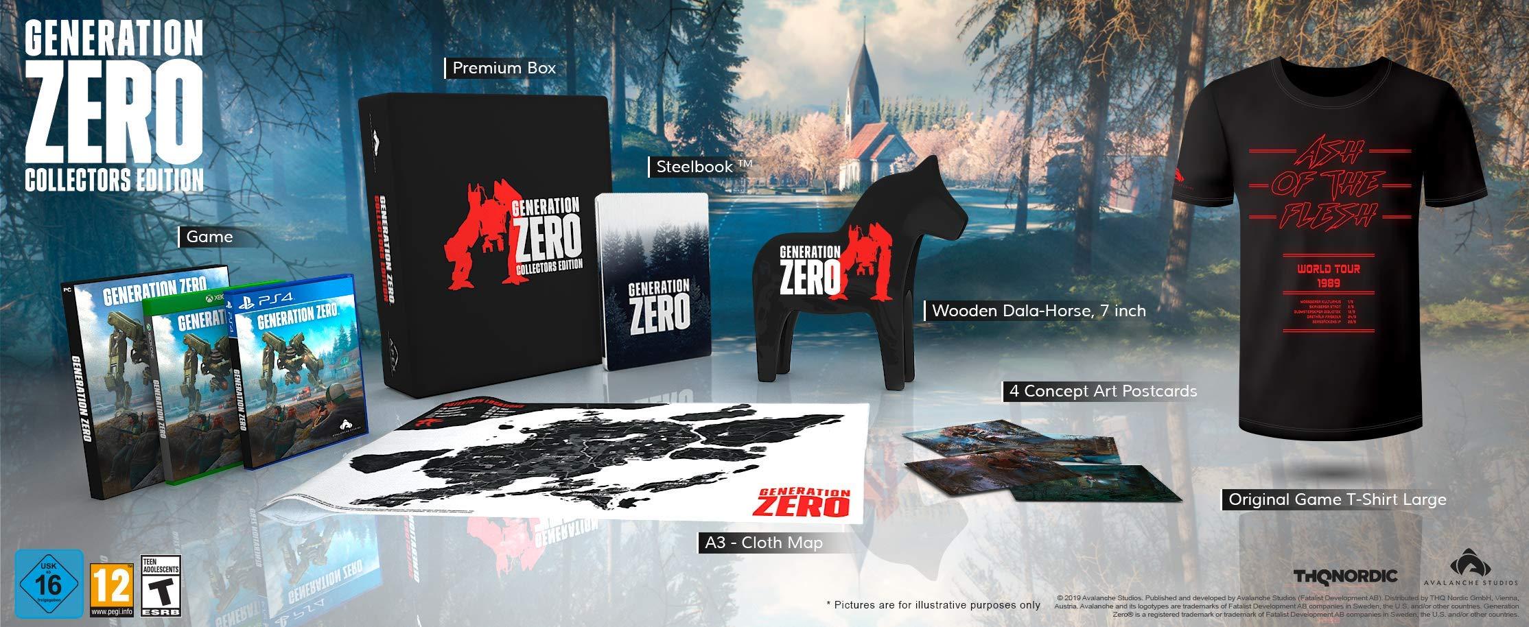 手办产能不足 末日科幻FPS《零世代》收藏版取消发行