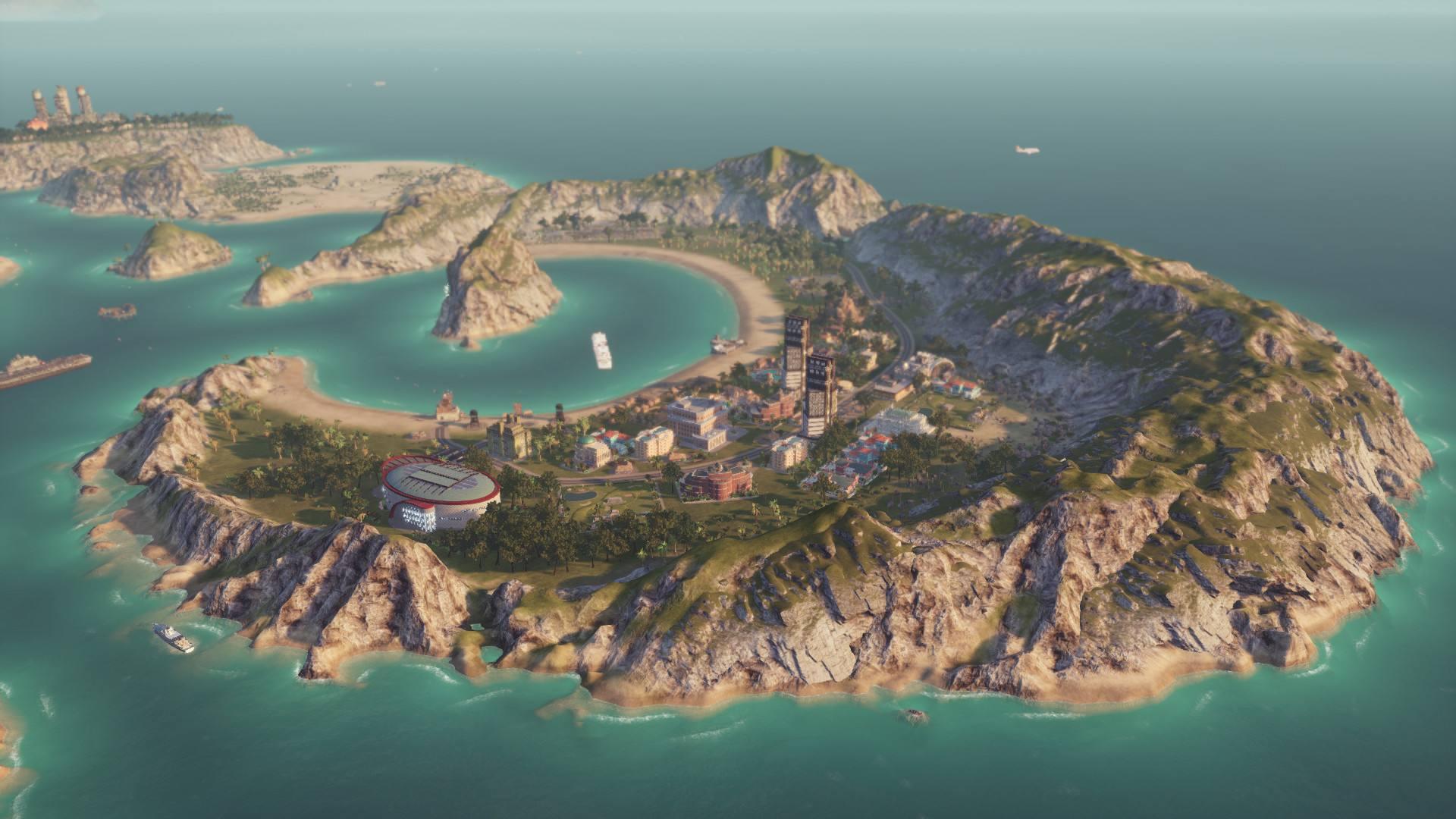 《海岛大亨6》 开放性测试 两天时间免费畅玩