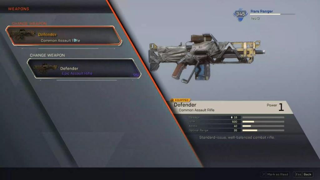 《圣歌》 出现大BUG:新手步枪4发伤害吊打大师级武器