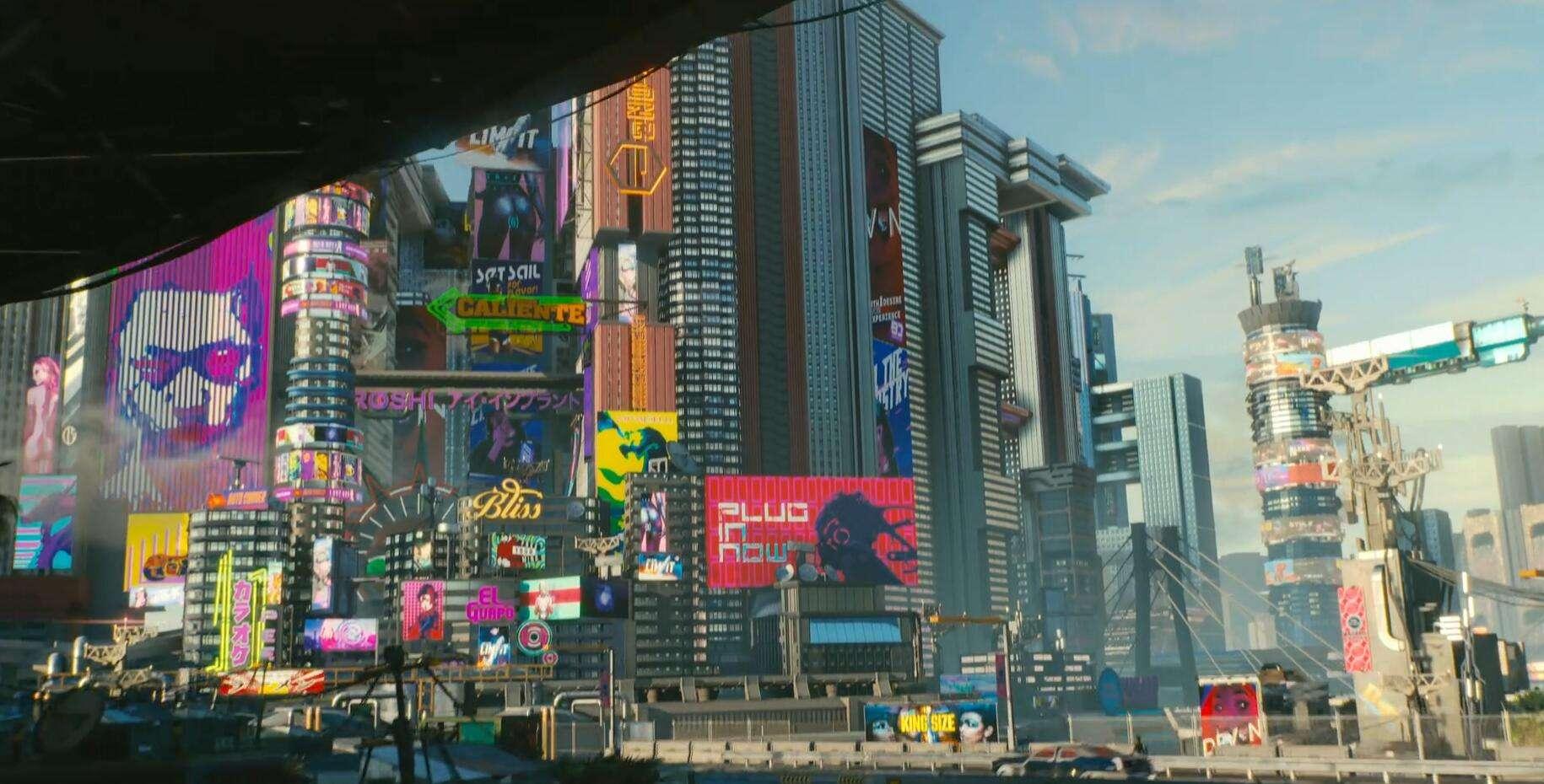 《赛博朋克2077》幕后创作视频 开发者解释低调原因