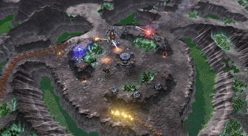 目标半人马星座 《奇点灰烬》开发商公布新游戏《Siege Of Centauri》