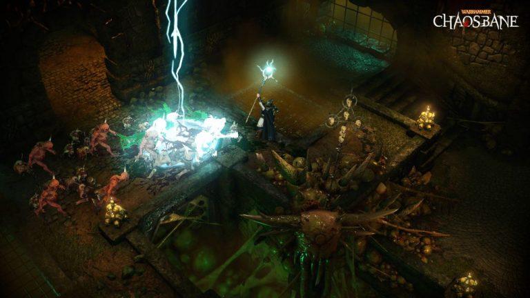 《战锤:混沌祸根》测试版细节 内容丰富和暗黑相似