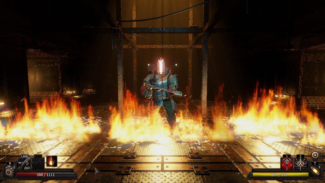 《荒神》 宣布登陆PS4/Xbox One/Switch