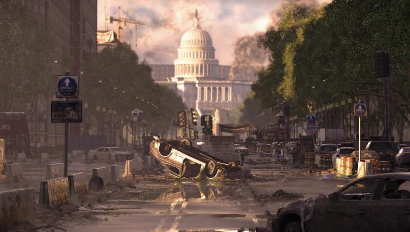 守卫华盛顿 《全境封锁2》官方中文PC终极版正版分流
