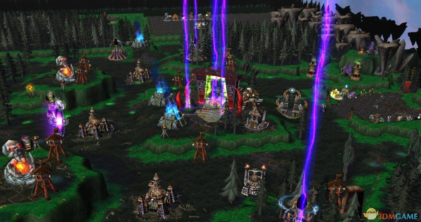 《神庙3C》v1.17[war3地图]
