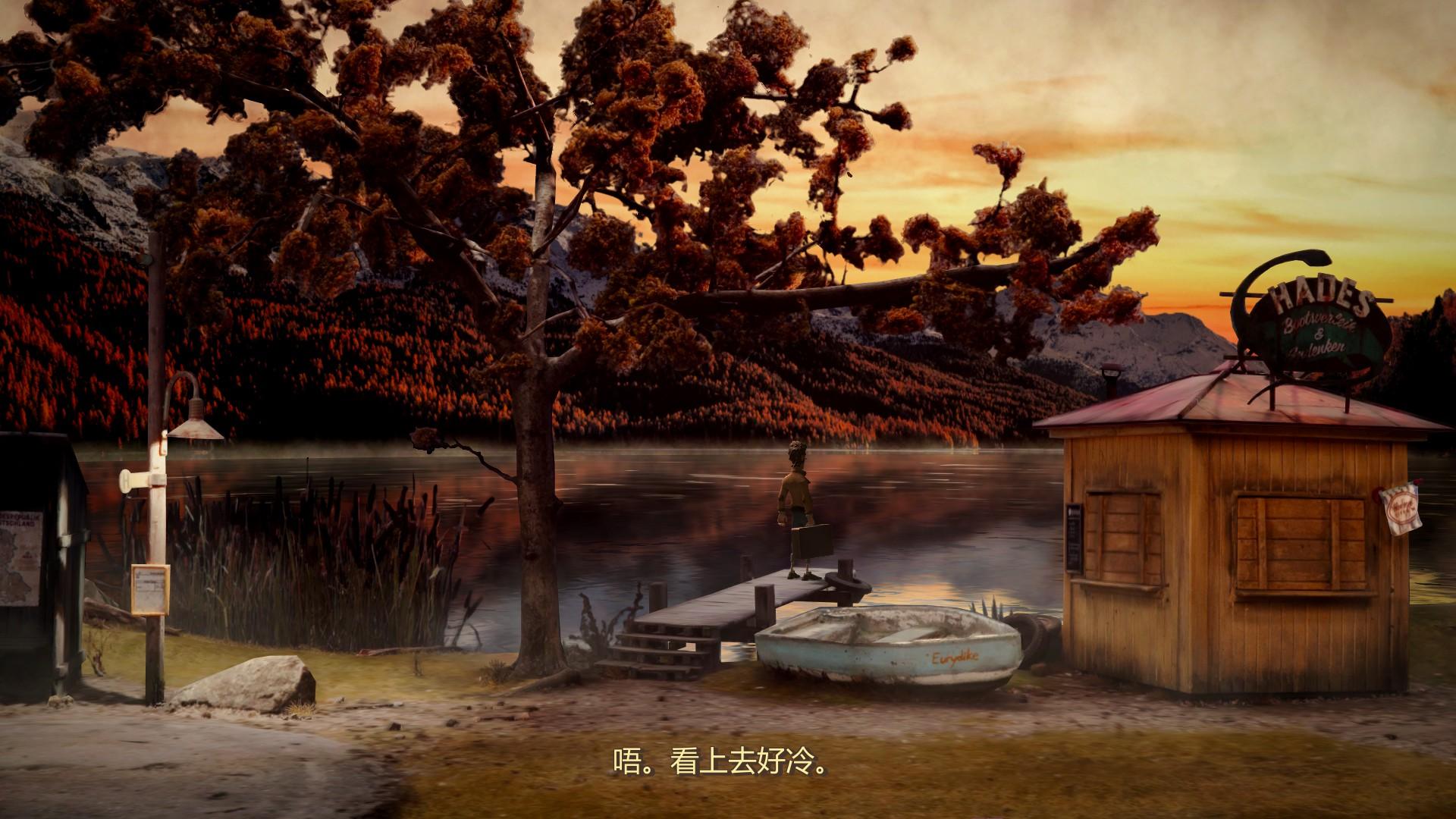 首发支持中文 Steam独立解谜游戏《墨池镇》即将发售