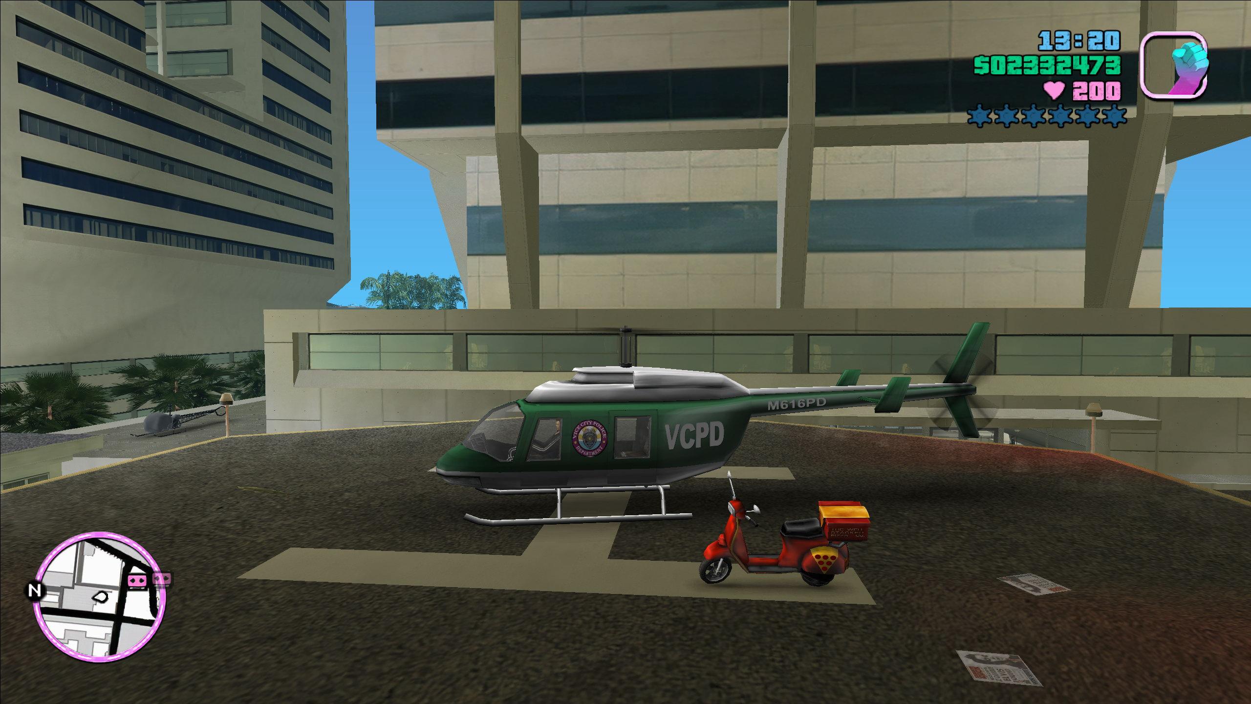 《侠盗猎车:罪恶都市》高清材质MOD 呈现真实都市