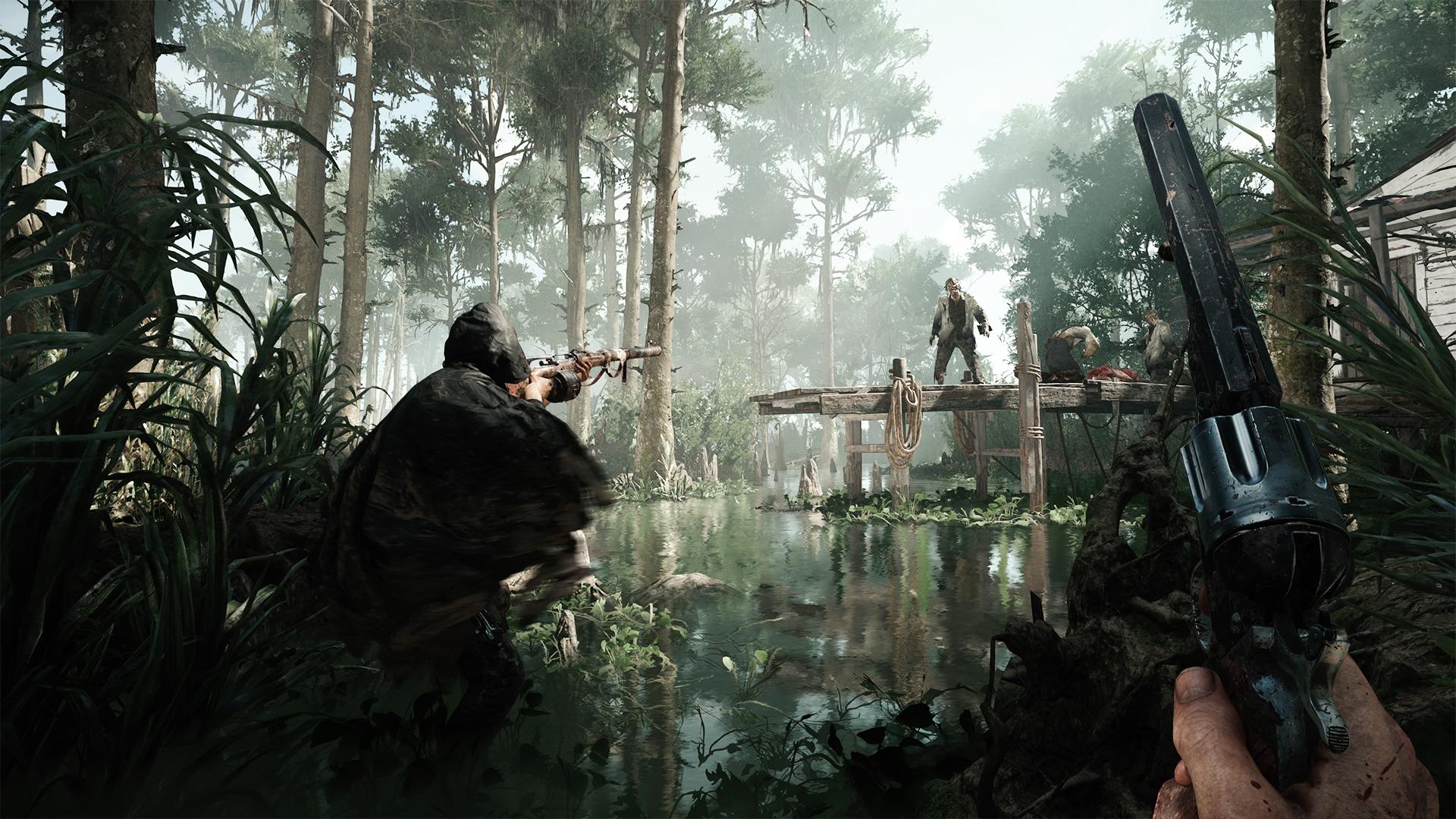 《猎杀:对决》新预告片公布 今春登陆Xbox One