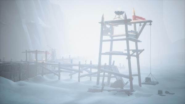 《光环》合作开发商新游《Stela》 浓郁《Limbo》风