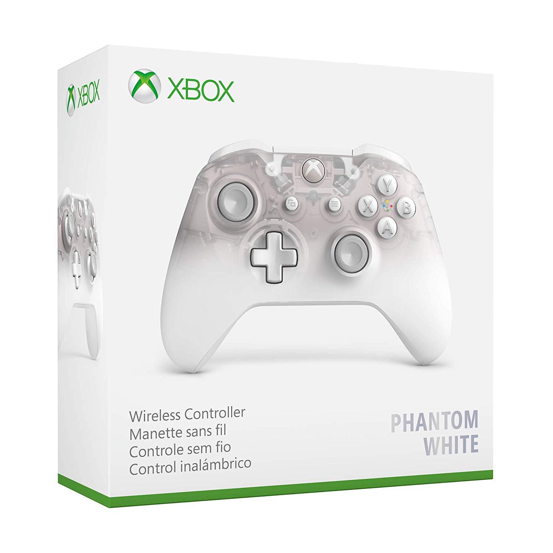 半透明外壳在复兴?Xbox One新款幻影白手柄泄露