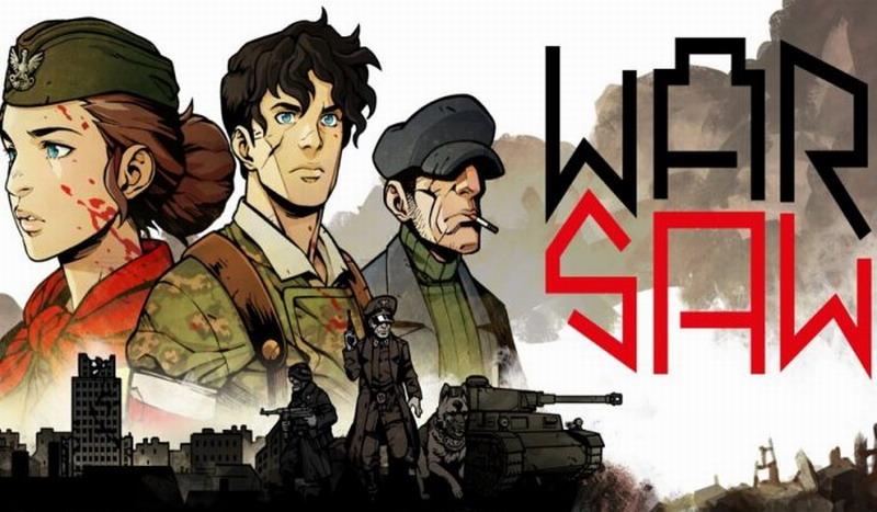 二战版暗黑地牢 策略新作 《华沙》 将于9月5日发售