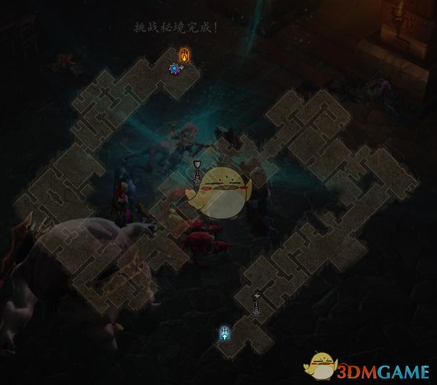 《暗黑破坏神3》国服挑战秘境第90期攻略