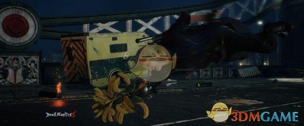 《鬼泣5》香蕉手MOD
